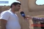 تخریب قلعه سفید نجفآباد