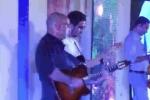 اجرای زنده حامدزمانی در جشن زیر سایه خورشید نجف آباد_3 از 3