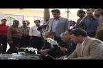 بازدید معاون عمرانی استاندار اصفهان از پروژههای در دست اجرای شهرداری نجف آباد+ فیلم