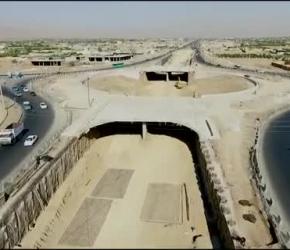 تقاطع غیرهمسطح شهیدان حجتی