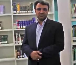 سخنان شهردار نجف آباد بمناسبت روز کتاب و کتابخوانی