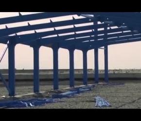 کلیپ روند پروژه کشتارگاه صنعتی نجف آباد